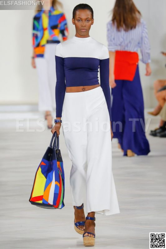 Ralph Lauren SS 2016 NYFW access to view full gallery. #RalphLauren #nyfw15