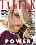 Tatler September 2015 - Model Isabel Scholten