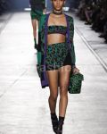 Versace SS 2016 MFW access to view full gallery. #Versace #MFW15