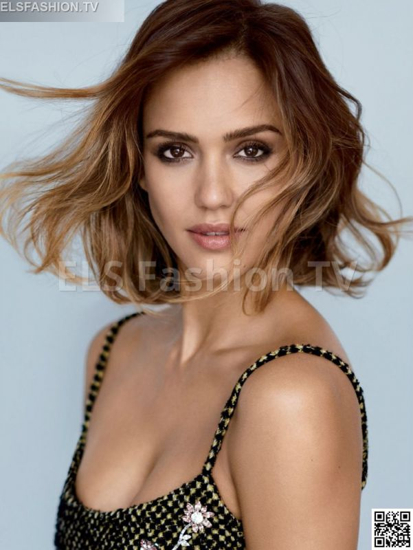 Allure USA September 2015 - Celebrity: Jessica Alba #allureusa #allure #jessicaalba